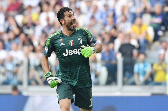 Gianluigi Buffono atsisveikinimas