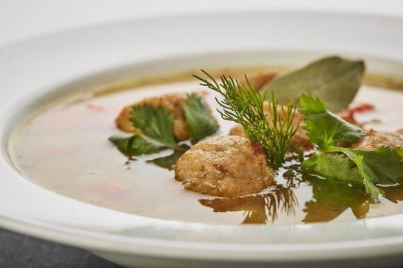 Vytaro Radzevičiaus gamina kukulių patiekalus