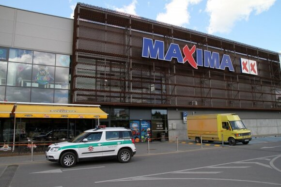 Vilniaus Prekyba runs the country's biggest supermarket chains, Maxima