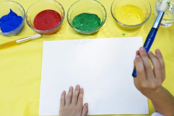 Kodėl piešimas yra būtina vaiko lavinimo dalis?
