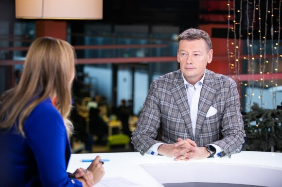 Viktorija Chockevičiūtė, Vidmantas Janulevičius