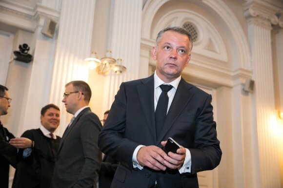 MG Baltic is startled by Kurliansky: if they give money, they are not a concern