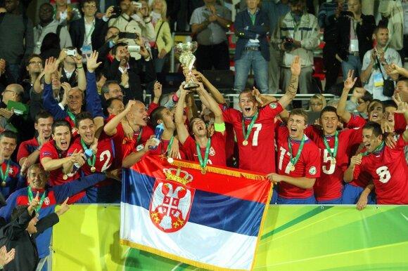 Svečiai iš Belgrado – apie kerštą už APOEL, pasaulio čempionatą ir Marijampolėje pasiektą karjeros pergalę