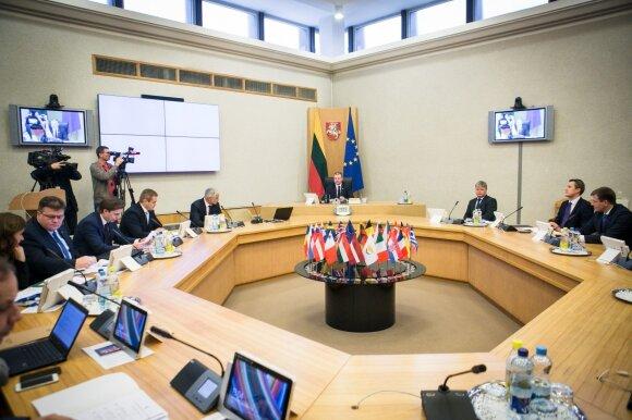 Vyriausybės posėdis