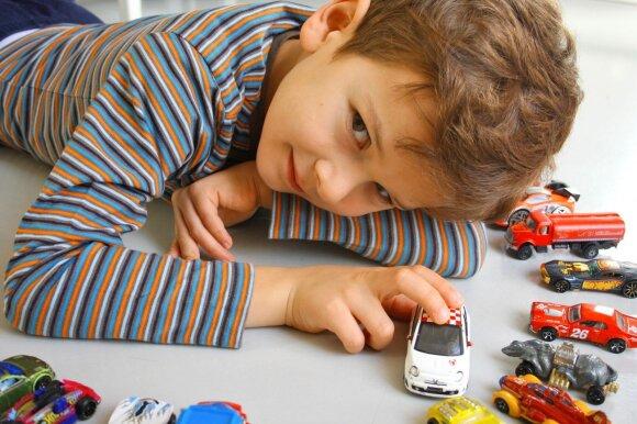 Specialistai nurodė, kokio vieno žaislo reikia vaikams – jis nieko nekainuoja