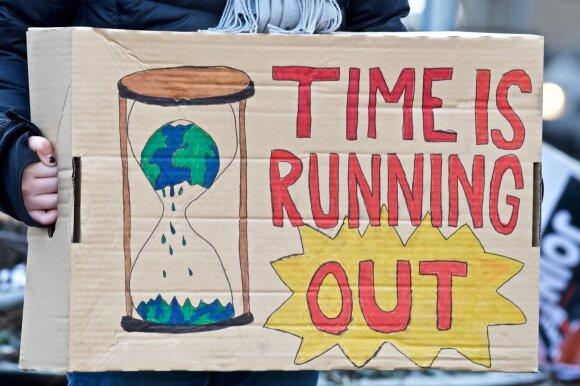 Klimato kaitos streikas