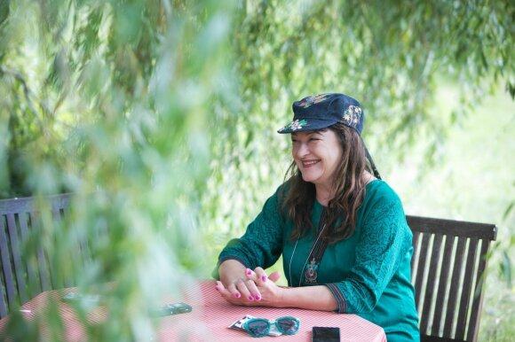 Išskirtinis Birutės Petrikytės interviu – apie romano vertą meilės istoriją, Nelly Paltinienę ir kas iki šiol buvo nutylėta