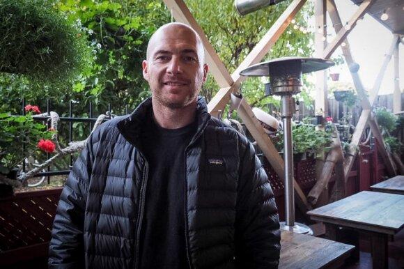 JAV klestinčio lietuviško restorano savininkas: tik pravėrėme duris, pradėjo plūsti žmonės