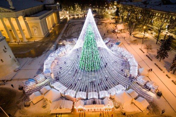 Vilniaus kalėdinė eglutė