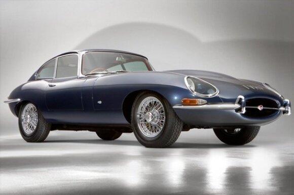 Jaguar E-Type (1965 m.)