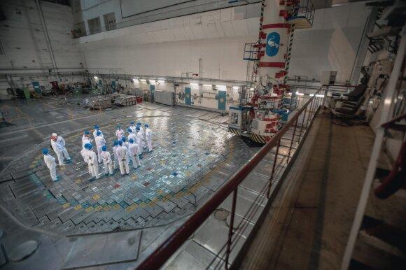 Ekskursija Ignalinos atominėje elektrinėje