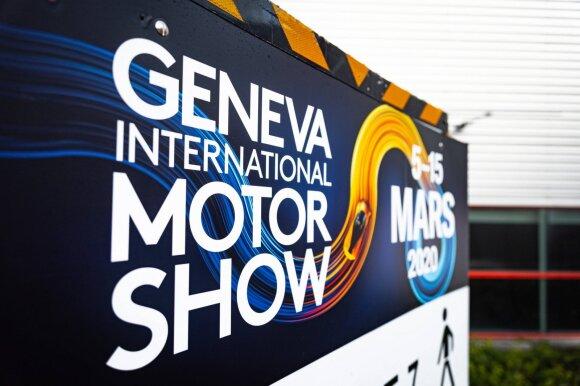 """Dėl koronaviruso atšauktoje Ženevos automobilių parodoje išrinktas """"Europos metų automobilis 2020"""""""