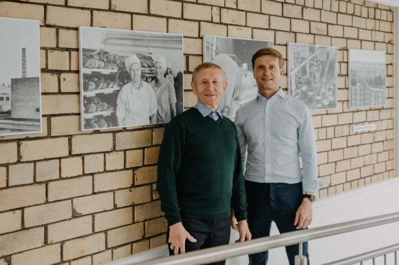 Viktoras ir Andrius Kurganovai