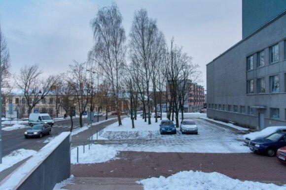 Tikimasi, kad 2019 metais šioje vietoje iškils natūralaus dydžio D. Banionio paminklas