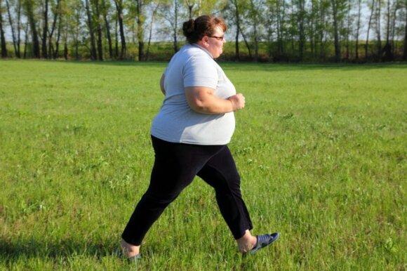 Moterų nutukimas – finišo tiesioji vėžio link