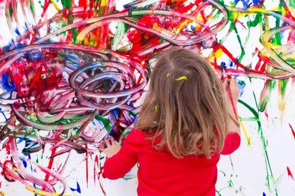 Vaiko piešiniai pasako apie jį viską: psichologė patarė, į ką būtinai atkreipti dėmesį