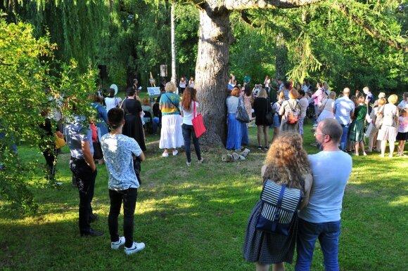 """""""Kauno literatūros savaitėje"""" – nuo jaunimo skaitymų iki susitikimų su pasaulinio garso autoriais"""