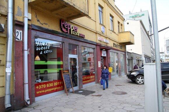 Kauno autobusų stoties rajonas