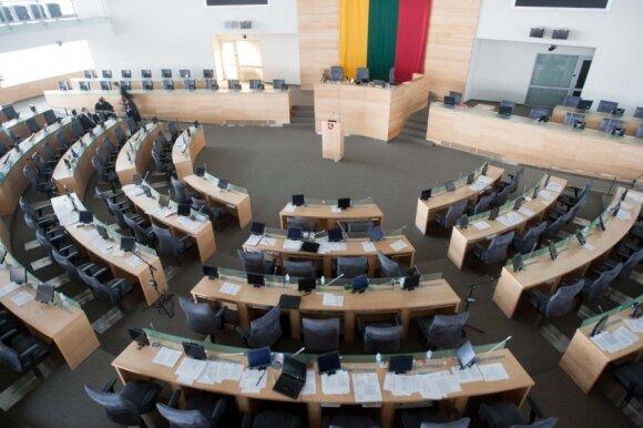 Pasiūlymas, kaip teisingai valdyti Lietuvą