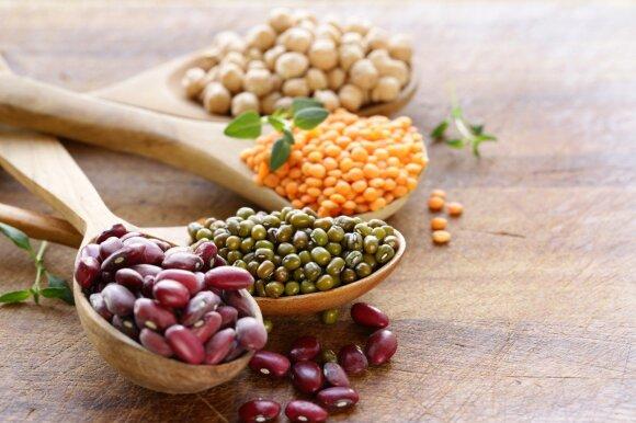 Ankštiniai produktai: metas iš naujo atrasti geriausią ir pigiausią sveikatos šaltinį