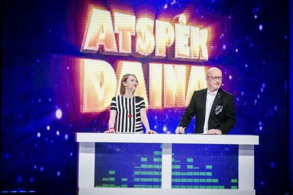 Beata Tiškevič ir Arūnas Valinskas