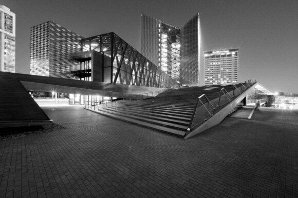 Architektas A. Ambrasas: sostinėje vis dar trūksta meilės pastatams