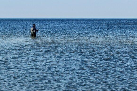 Žvejys Kaliningrade