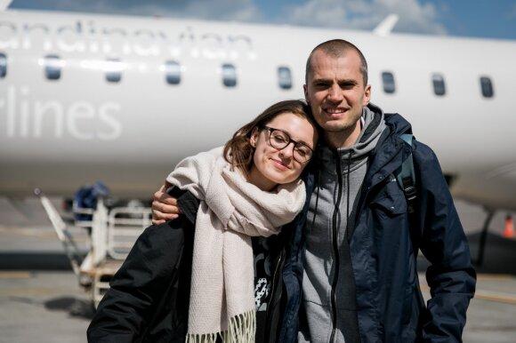 Trečiąsias vestuvių metines Ieva Zasimauskaitė ir jos vyras pasitinka su džiugiomis naujienomis