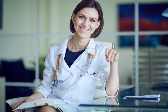 Gydytoja Lina Barauskienė