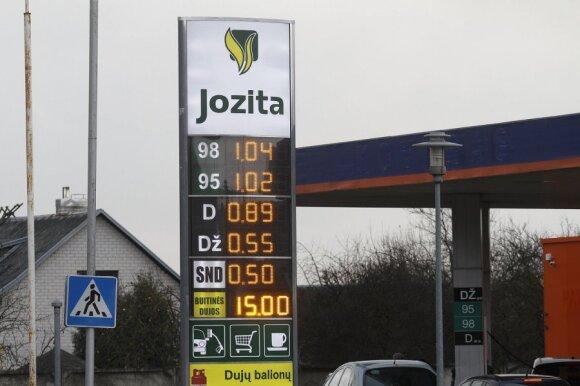 Jozita petrol station