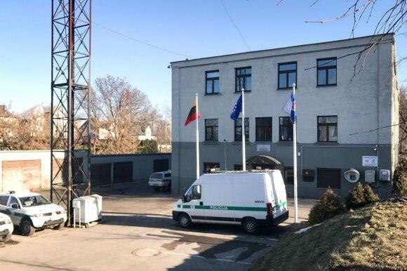 Vilkaviškio policijos komisariatas