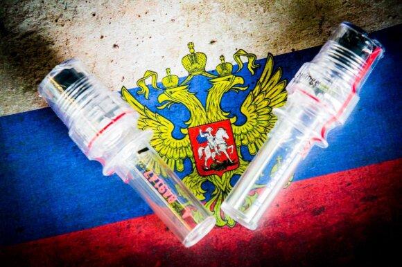 Keturi Rusijos dziudo imtynininkai pagauti vartoję dopingą