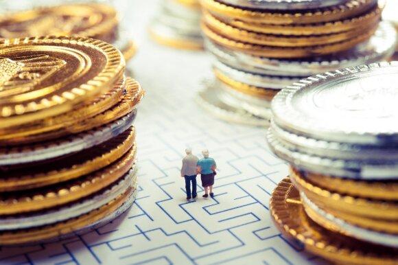 Pensijų sistema pasikeitė: dėl ko pikti lietuviai