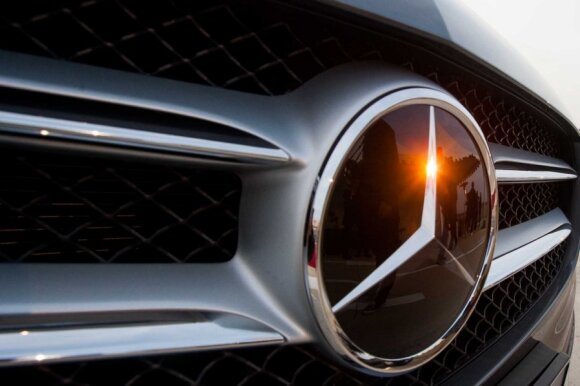 Mercedes-Benz A klasės pristatymas