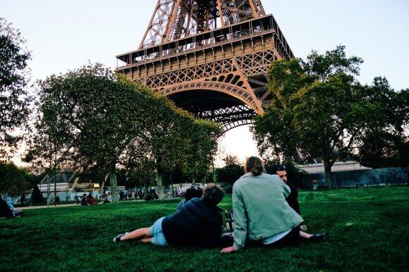 Iškyla Paryžiuje