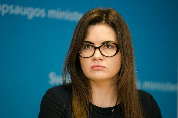 Lina Bušinskaitė – Šriubėnė