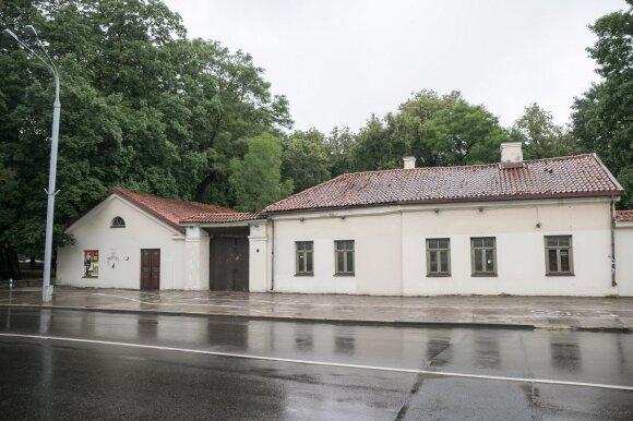 Apleistuose Kirdiejų rūmuose įsikurs Vilniaus muziejus