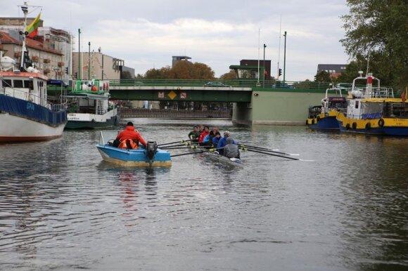 Svarstoma, kaip išnaudoti Klaipėdos lobį – Dangės upę: kai kurie pasiūlymai gana drastiški