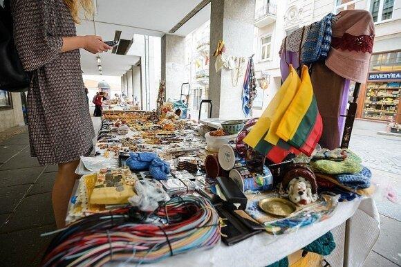 Lietuva turistams prisistato slaviška ir sovietine atributika