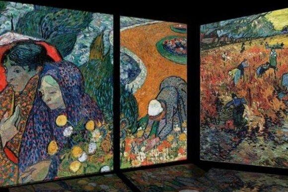 "Paroda ""Van Gogh. Life in Art"""