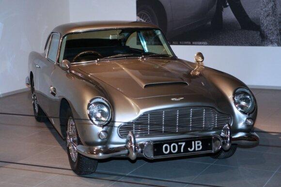 10 gražiausių visų laikų automobilių