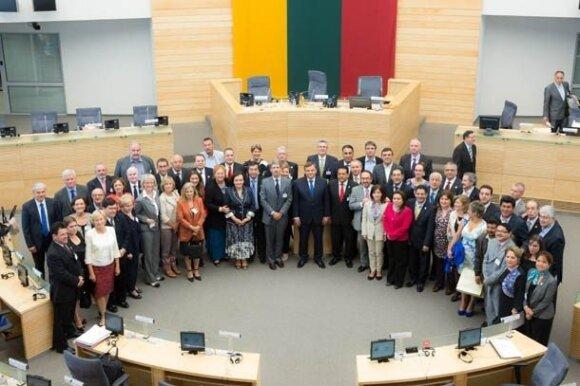 Lietuva – ne tik Europos, bet ir Lotynų Amerikos dėmesio centre
