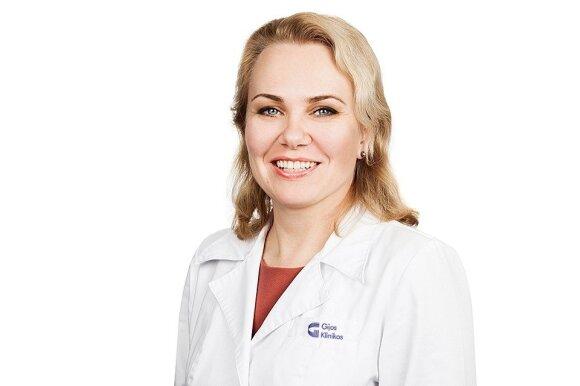 Kraujagyslių chirurgė Žana Kavaliauskienė