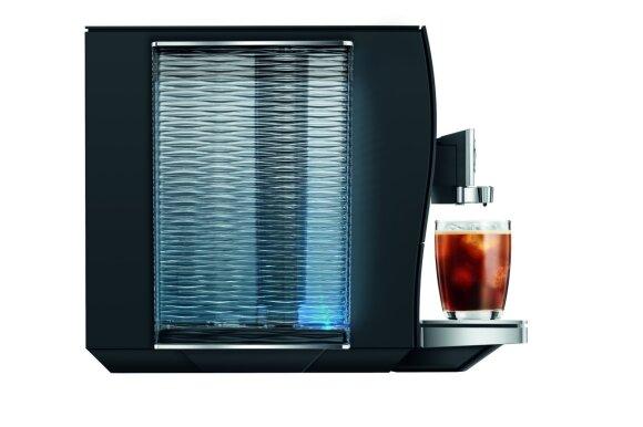 Proveržis karštų ir šaltų kavos gėrimų ruošimo srityje