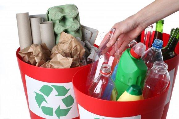 Atliekų rūšiavimas
