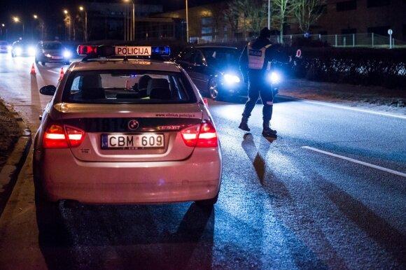 Pernavas papasakojo apie kitą nusikaltimą Jurbarke: vaizdo įrašas parodė netikėtą įvykių eigą