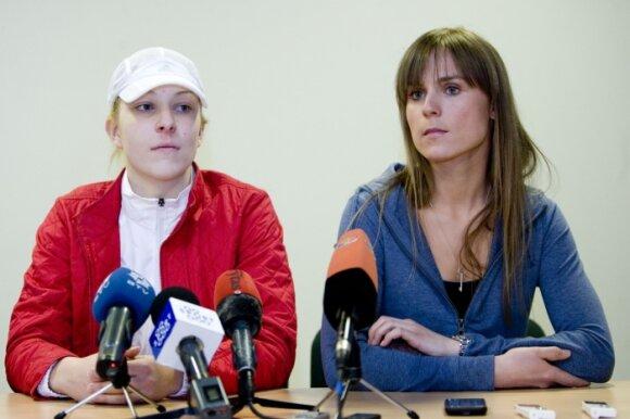 Joana Eidukonytė, Lina Stančiūtė