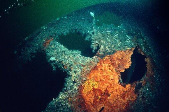 """Mažai kam žinoma """"Titaniko"""" masto tragedija, nusinešusi daugiau nei tūkstantį gyvybių"""
