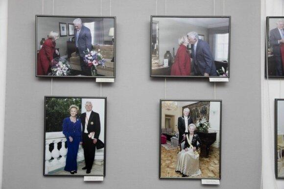 V. Adamkaus fotografijų paroda