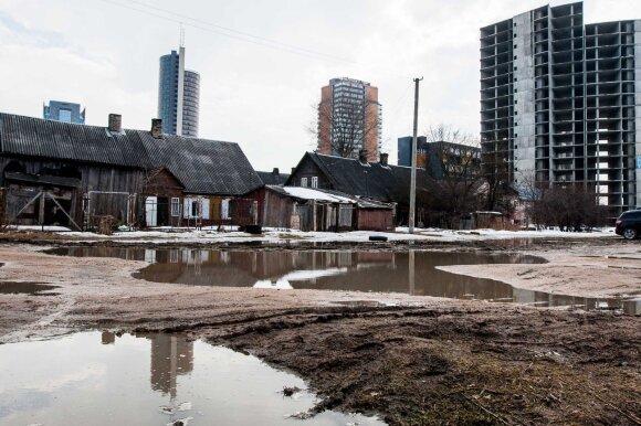 Studento akimis: 7 prasčiausi mikrorajonai Vilniuje
